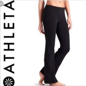 Athleta Revelation Black Yoga Pant Leggings